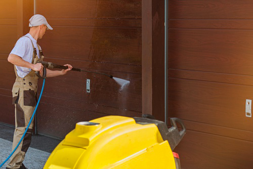 Nettoyage industriel et nettoyage haute pression