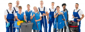 personnel d'entreprise de nettoyage à Rugles (27)